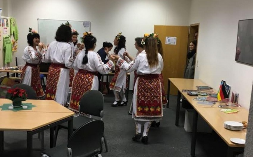 Almaniyada Azərbaycanı tanıtım tədbiri keçirilib