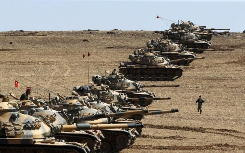 Suriyanın Tel-Rifat rayonu terrorçulardan azad edilib - YENİLƏNİB