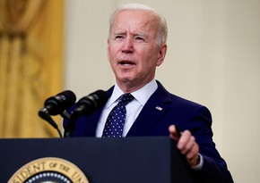 Biden says talks with Iran continue