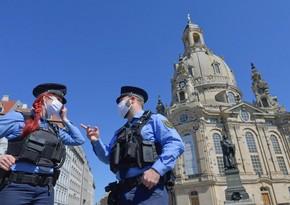В Берлине задержали мошенников, пытавшихся штрафовать за несоблюдение карантина