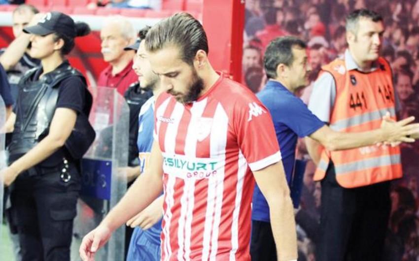 Türkiyə klubunun Azərbaycan millisinə dəvət olunan futbolçusu zədələnib