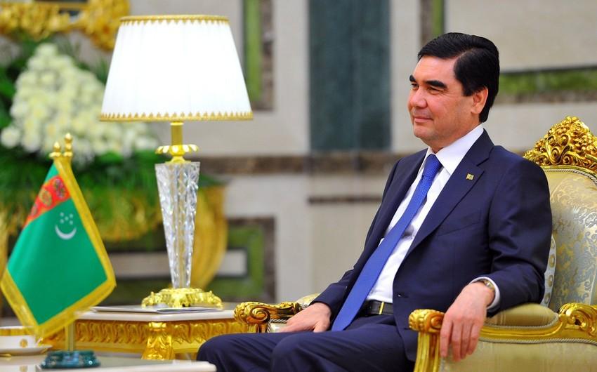 Türkmənistan Prezidenti Azərbaycana rəsmi səfərə gəlir