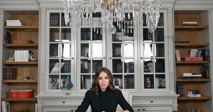 Azerbaijan's First Lady shares video clip from trip to Zangilan