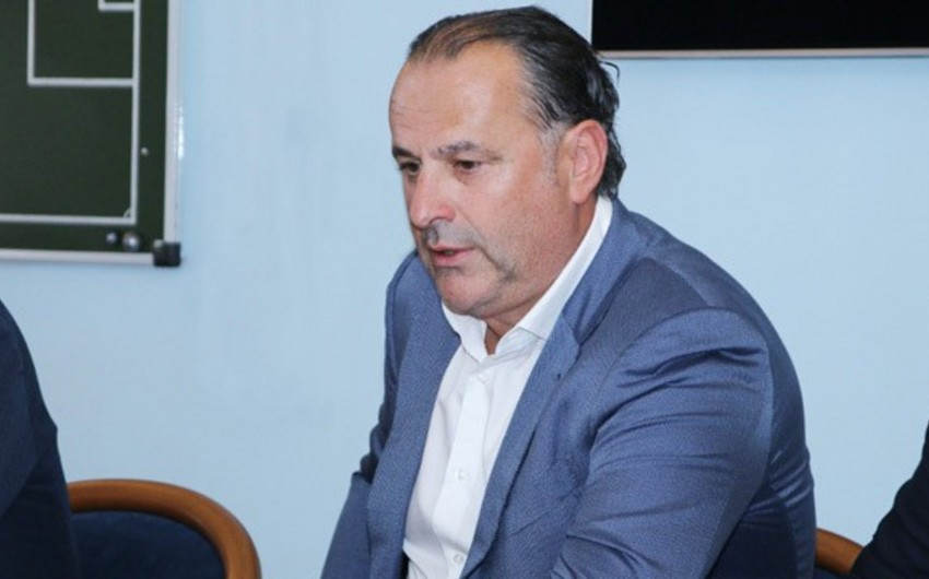 Ramil Şeydayevin komandasının yeni baş məşqçisi müəyyənləşib