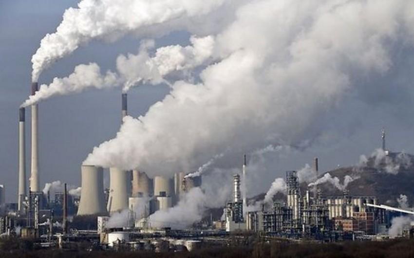 Hesabat: 2015-ci ildə atmosferdə karbon qazı konsentrasiyası rekord həddə çatıb