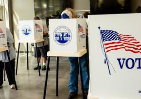 В США открылись первые избирательные участки по выборам президента