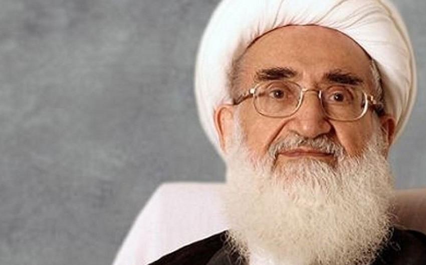 İranın tanınmış din xadiminin Azərbaycana səfəri başlayıb