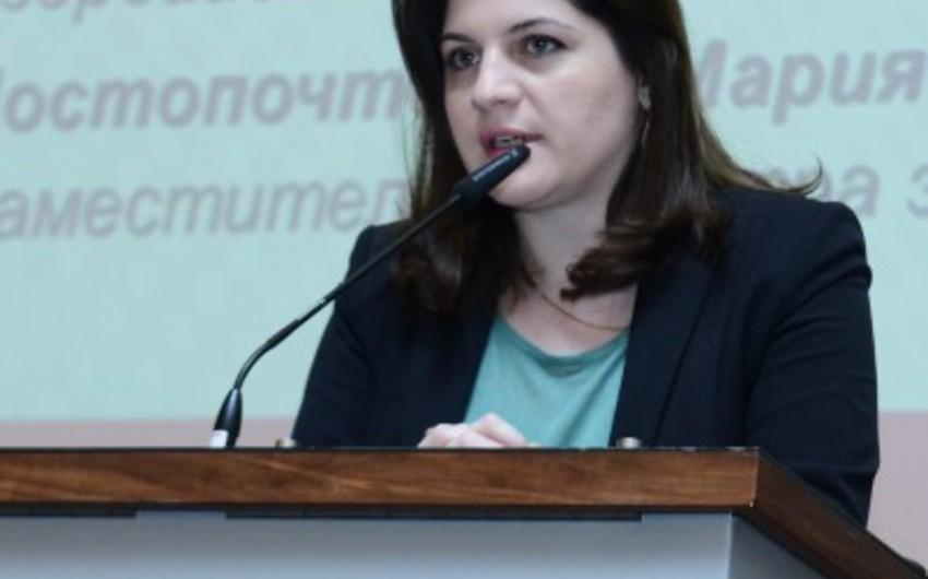 Mariam Valişvili: Regional layihələrdə iştirak Gürcüstan üçün böyük əhəmiyyətə malikdir