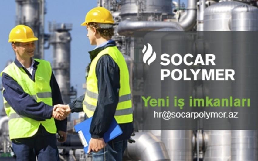 SOCAR Polymer seeks employees