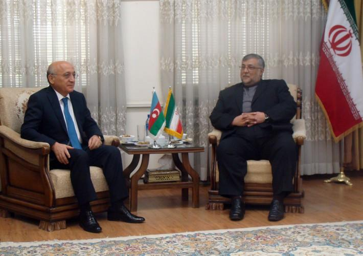 Iranian official: Some forces trying to damage relations between Azerbaijan and Iran