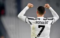 Cristiano Ronaldo hits his 20th league goal