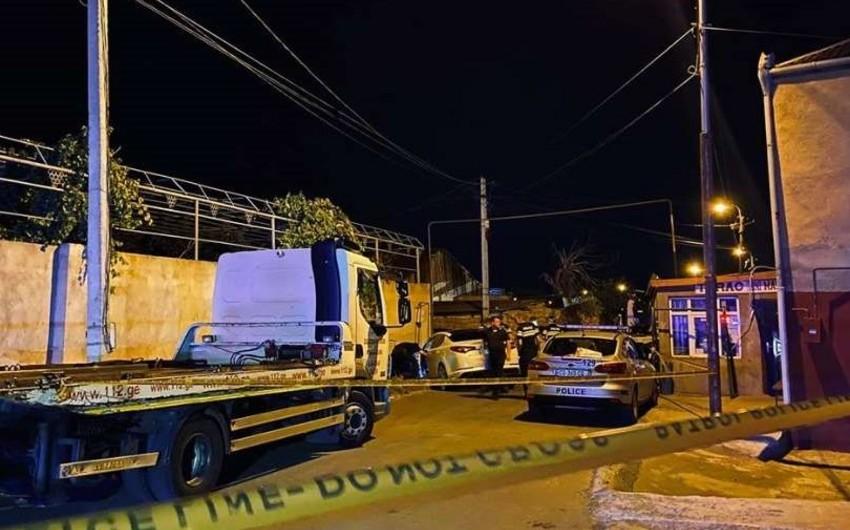 Tbilisdə 4 azərbaycanlının ölümünə səbəb olan sürücü saxlanıldı