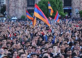 Ermənistanın müxalif partiyaları ümumrespublika mitinqi keçirəcək