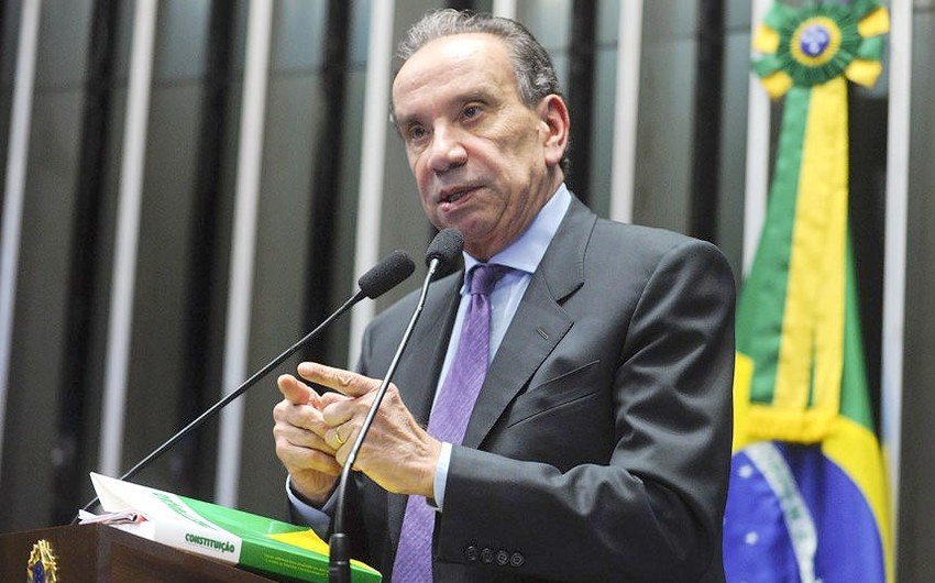 Foreign Minister: Brazil supports territorial integrity of Azerbaijan
