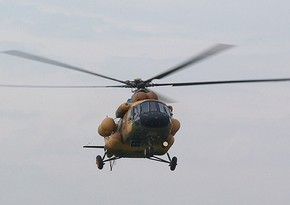 Mexican navy helicopter crash injures 4