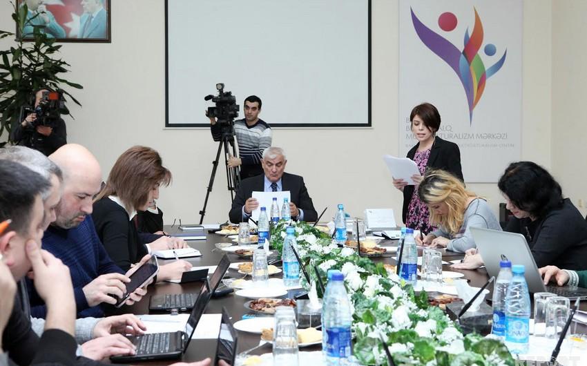 """Son iki ildə 15 ölkədə """"Azərbaycan multikulturalizmi"""" fənni tədris olunub"""
