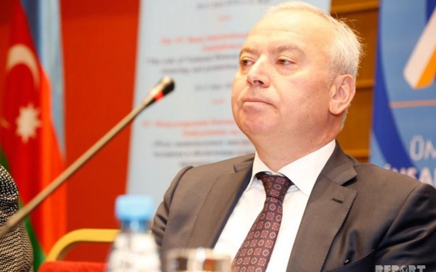 """Fərhad Abdullayev: """"Ötən il Konstitusiya Məhkəməsinə 2850 şikayət daxil olub"""""""