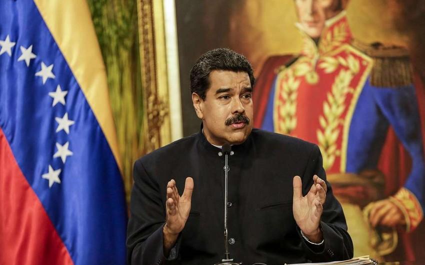 Maduro: Venesuela turizm və ixrac potensialını inkişaf etdirəcək