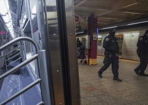 Полиция Нью-Йорка арестовала мужчину за серию нападений в метро