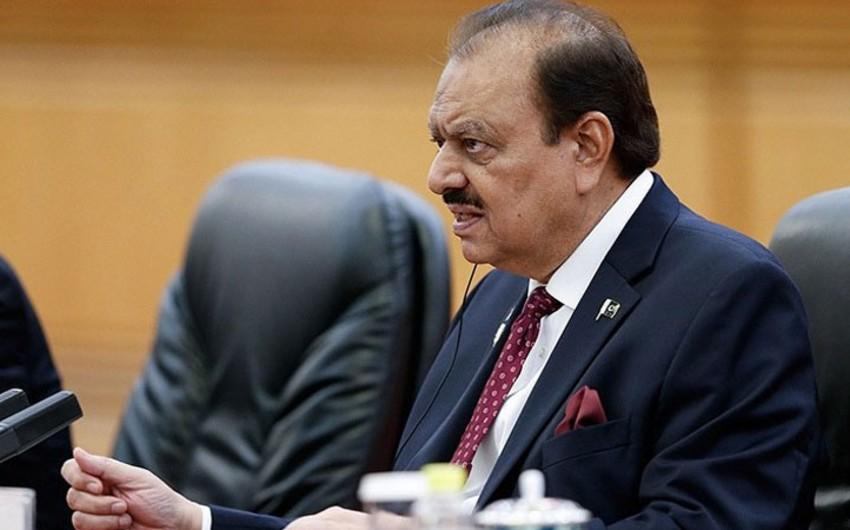 Мамнун Хусейн: Пакистан продолжит поддерживать Азербайджан в карабахском конфликте