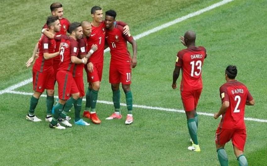 Konfederasiyalar Kuboku: Portuqaliya və Meksika yığmaları yarımfinala yüksəlib - VİDEO