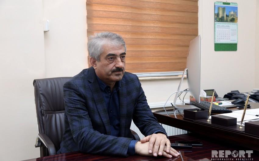"""Tanrıverdi Mustafayev: """"Bu il 350 mindən çox abunəçinin elektrik enerjisi ilə təchizatı yaxşılaşdırılıb"""""""