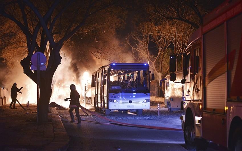 Ankarada terror nəticəsində yaralananlardan 30-u xəstəxanadan evə buraxılıb