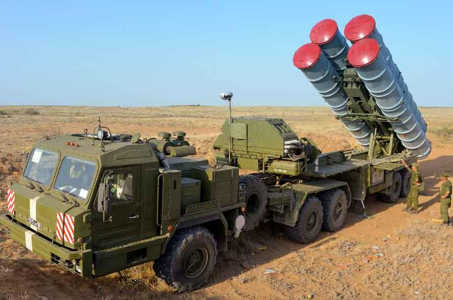 Iraq intends to purchase S-400
