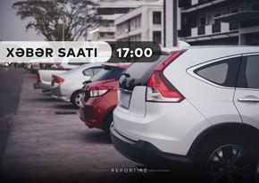 """""""Xəbər Saatı"""": Maşınların park edilməsi, yoxsa şəxsi biznes?"""