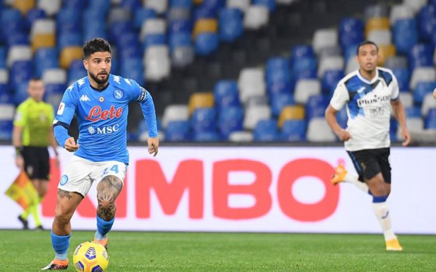 """İtaliya Kubokunun yarımfinalı: """"Atalanta Napoliyə qalib gələ bilmədi"""