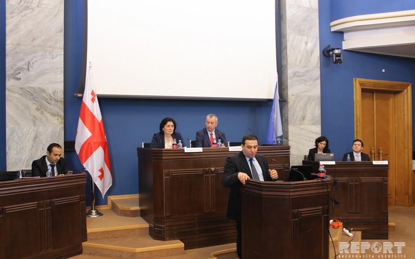 Avronest PA-nın Tbilisidə keçirilən komitə iclasında erməni təxribatının qarşısı alınıb