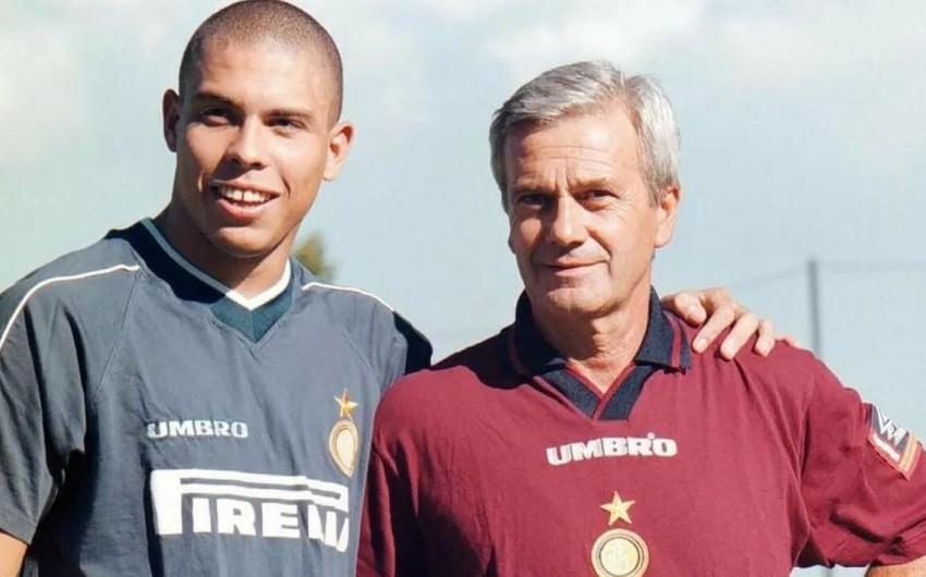 """Ronaldo: """"Lui dirijor idi, biz isə onun orkestri"""""""