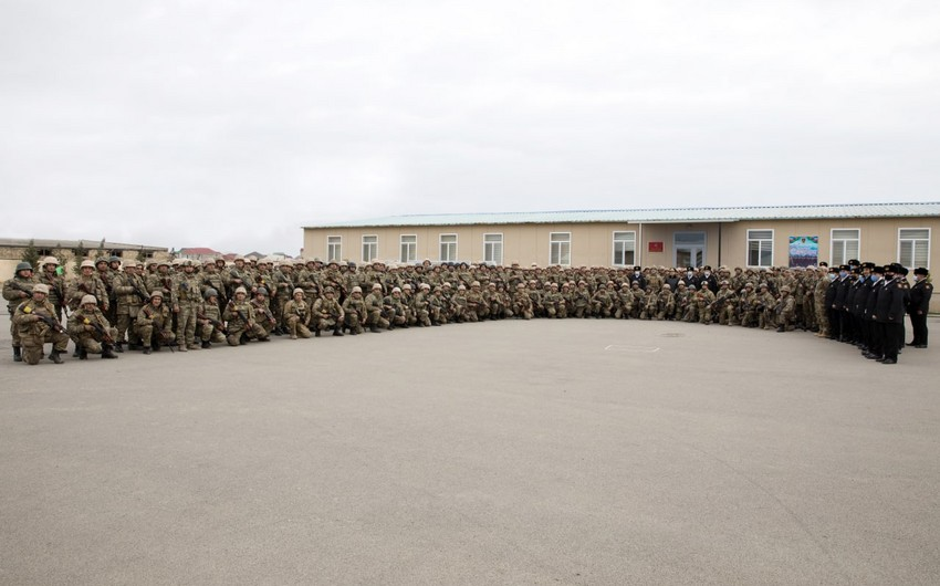 Marines return to place of permanent deployment