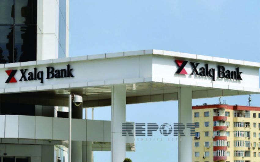 Xalq Bankın aktivləri illik 7% artıb