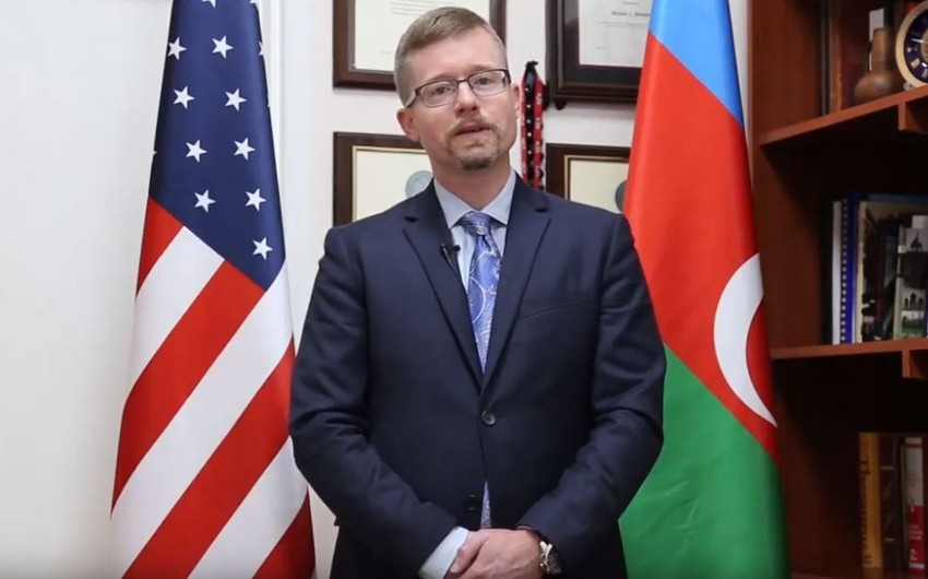 US embassy congratulates Azerbaijani people on Eidh-al-Adha - VIDEO