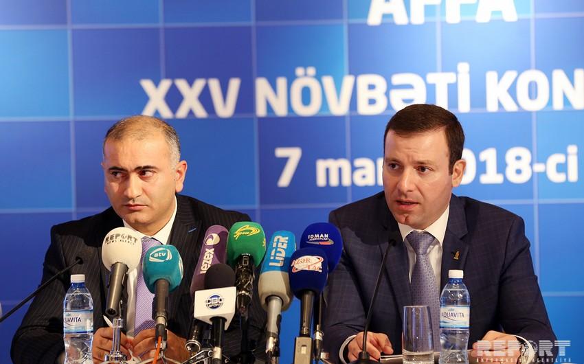 Elxan Məmmədov: Danışılmış oyunlarla bağlı problemimiz var - YENİLƏNİB-2