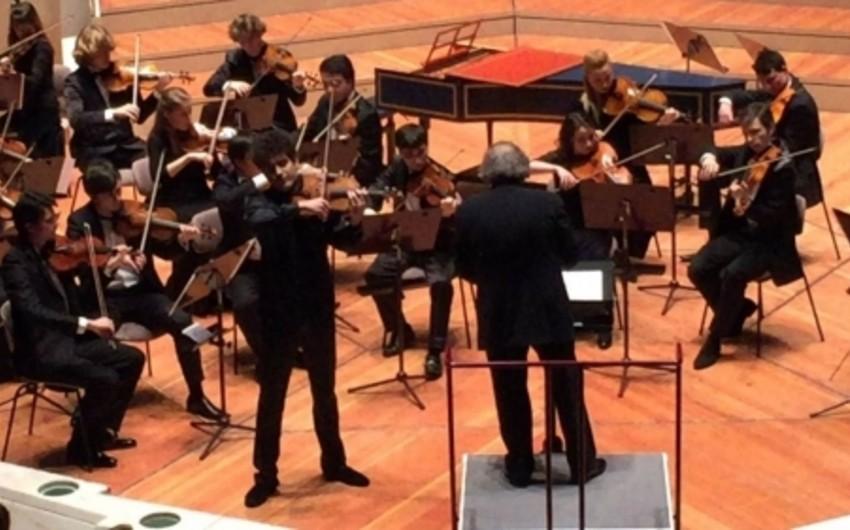 Azərbaycanlı virtuoz skripkaçı Paqaninin konsertində çıxış edəcək
