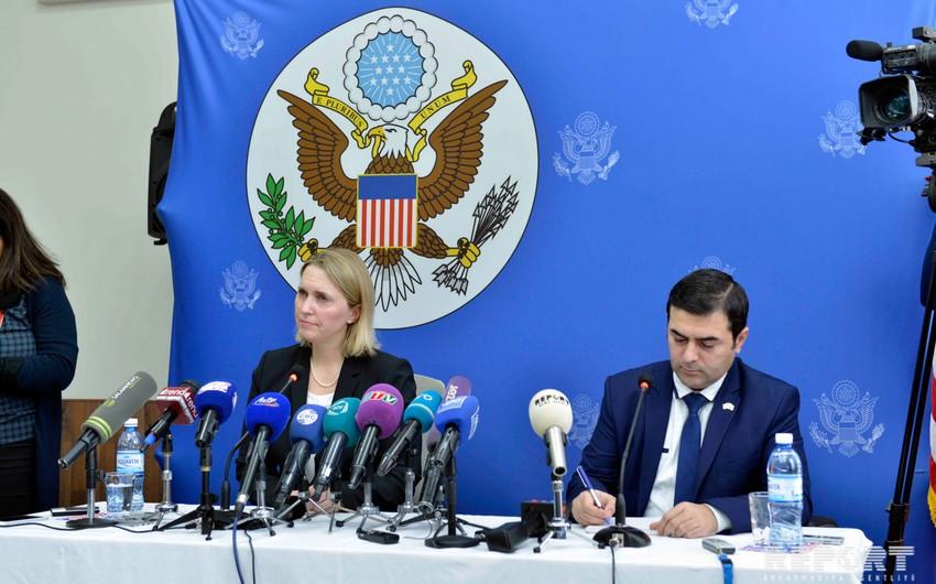 Представитель Госдепа: США заинтересованы в развитии торговых связей с Азербайджаном