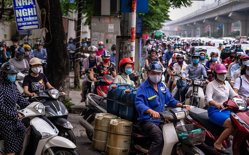 Vyetnamda yarım milyon insanın təxliyəsinə hazırlıq görülür