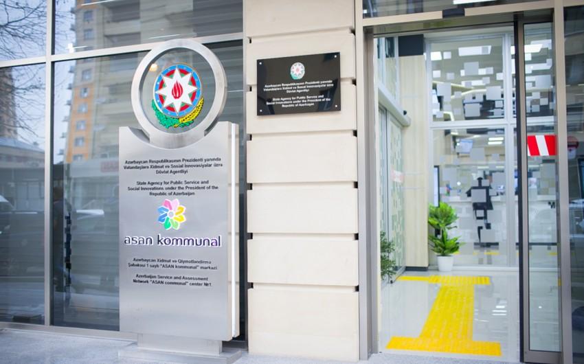 В центре ASAN Kommunal №2 гражданам будут оказываться 3 новых вида услуг