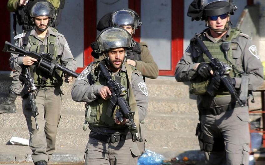 İsrail hərbçiləri 1 fələstinlini öldürüblər