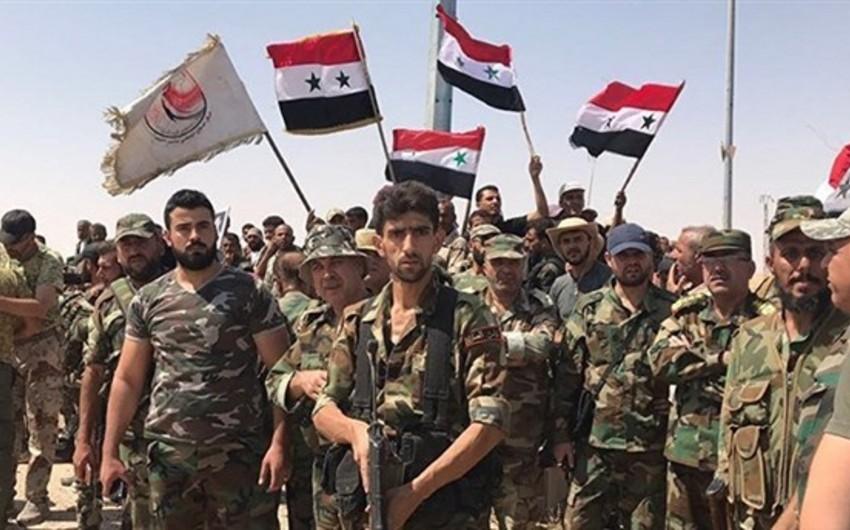 Восемь сирийских солдат погибли при нападении боевиков на их посты