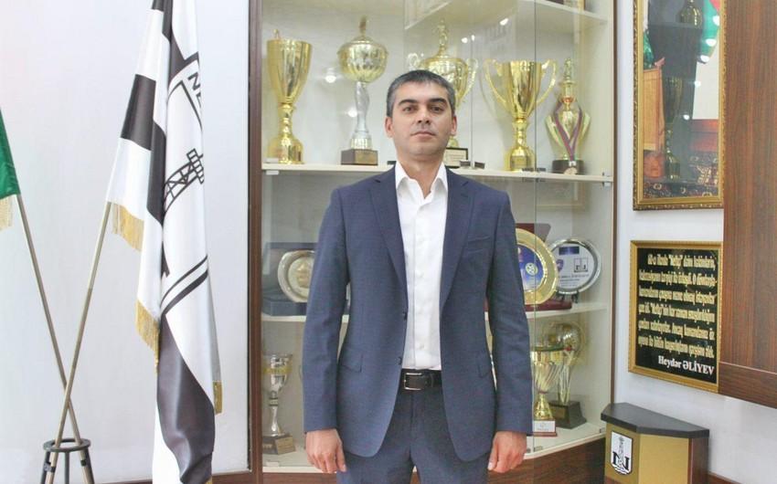 Neftçinin sabiq prezidenti Çempionlar Liqasının oyununa təyinat aldı