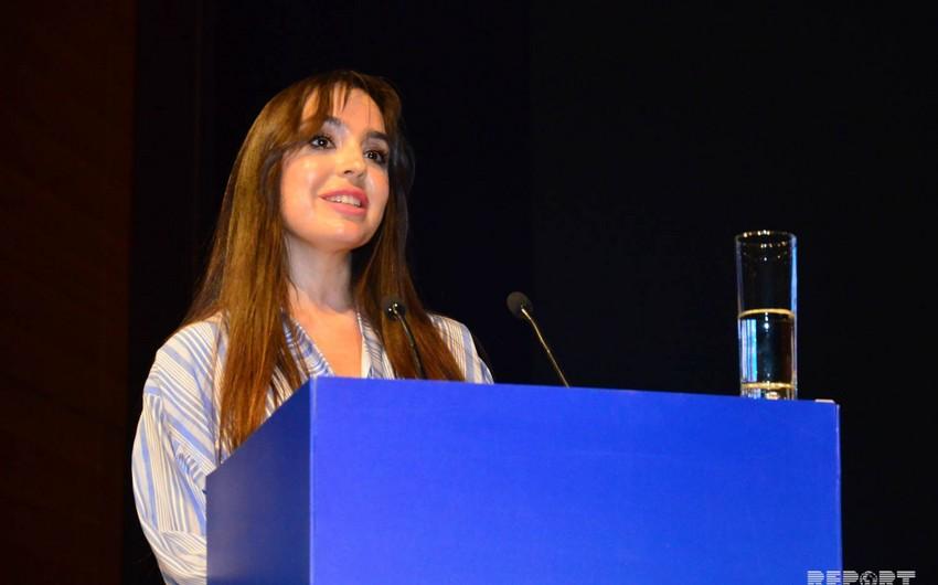Leyla Əliyeva: Biz gənclərə dəstək göstərərək daha yaxşı dünyanı yaratmağa nail olmalıyıq