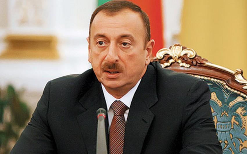 Azərbaycan Prezidentinin Monako Şahzadəsi ilə görüşü olub