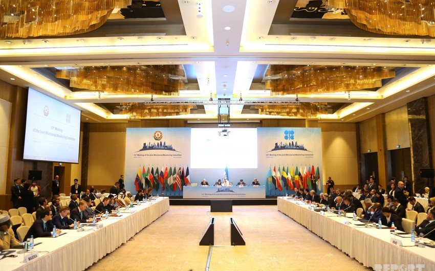 Meeting of OPEC/non-OPEC Joint Ministerial Monitoring Committee to be held in May