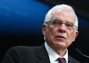 Borrell: EU ready to contribute to implementation of statement on Karabakh