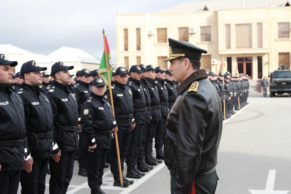 Bu gün Azərbaycan polisinin yaranmasının 102-ci ildönümüdür