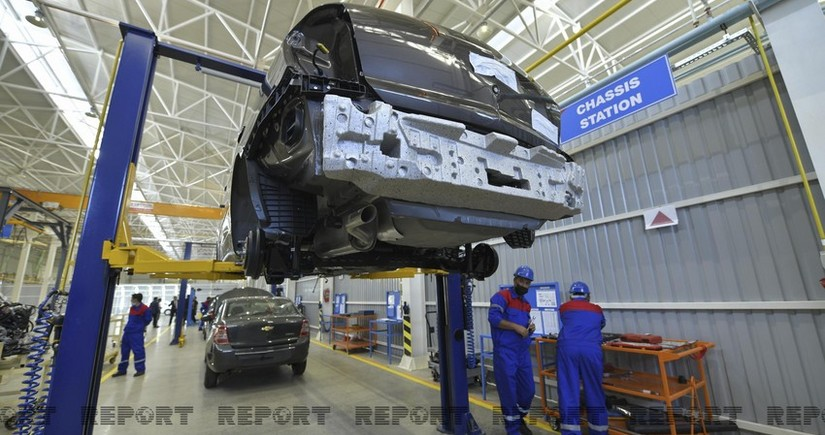Начало производства Jeep в Азербайджане отложено