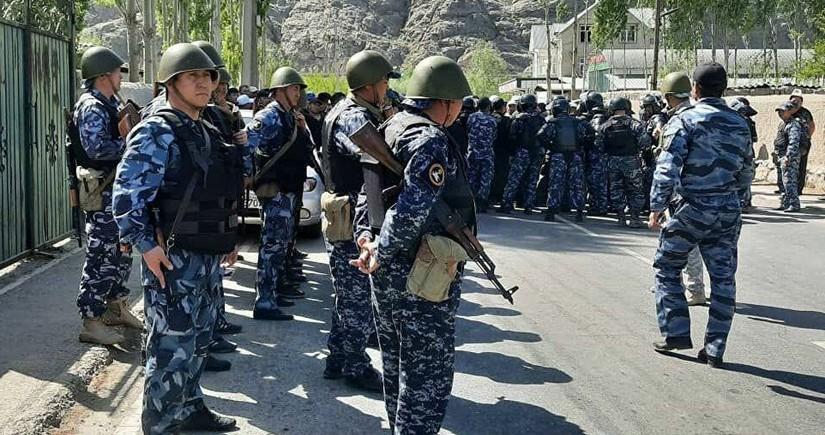 Qırğızıstan-Tacikistan qarşıdurması - su müharibəsinin işartısı - ŞƏRH